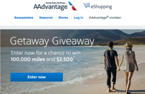 American Airlines Miles